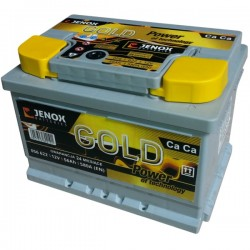 JENOX GOLD JG56 12V 56Ah 580A