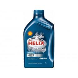 SHELL HELIX HX7 DIESEL 10W40 1L