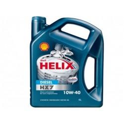 SHELL HELIX HX7 DIESEL 10W40 4L