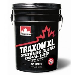 TRAXON E SYNTHETIC 80W-140 20L