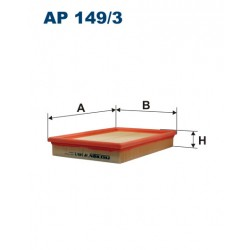 AP149/3 Filtr Powietrza...