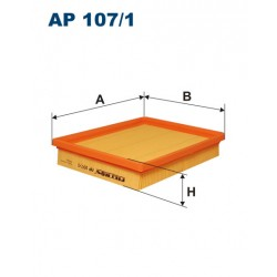 AP107/1 Filtr Powietrza...