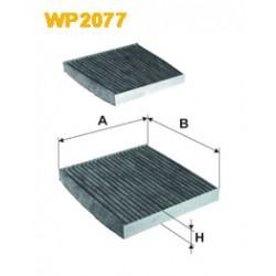WP2077 Filtr Kabinowy Wix...