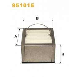 95101E Filtr Paliwa Wix