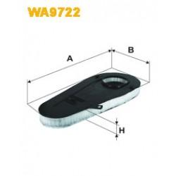 WA9722 Filtr Powietrza WIX