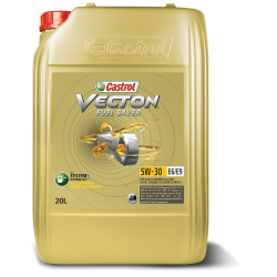 CASTROL VECTON FUEL SAVER...