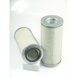 SA16055 Filtr Powietrza HIFI
