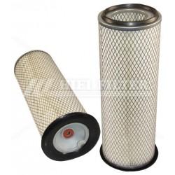 SA11805 Filtr Powietrza HIFI