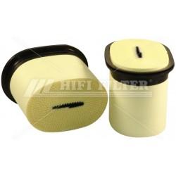 SA17375 Filtr Powietrza HIFI