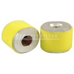 SA12406 Filtr Powietrza HIFI