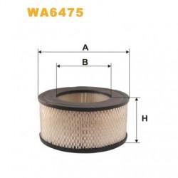 WA6475 Filtr Powietrza WIX