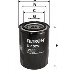 OP 525 Filtr oleju Filtron