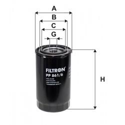 PP861/6 Filtr paliwa FILTRON