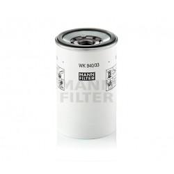 WK940/33x  Filtr Oleju MANN