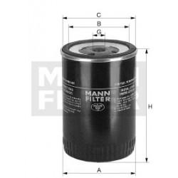 WK930/5 Filtr Oleju MANN