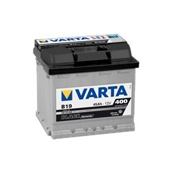 AKUMLATOR VARTA BLACK  B19  12V  45Ah  400A P+