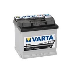 AKUMLATOR VARTA BLACK  B20  12V  45Ah  400A L+
