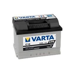 AKUMLATOR VARTA BLACK  C11  12V  53Ah  470A P+