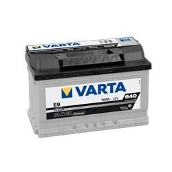 AKUMLATOR VARTA BLACK  E9  12V  70Ah  640A P+