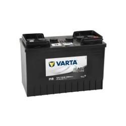 AKUMLATOR VARTA BLACK  I18  12V  110Ah  680A P+