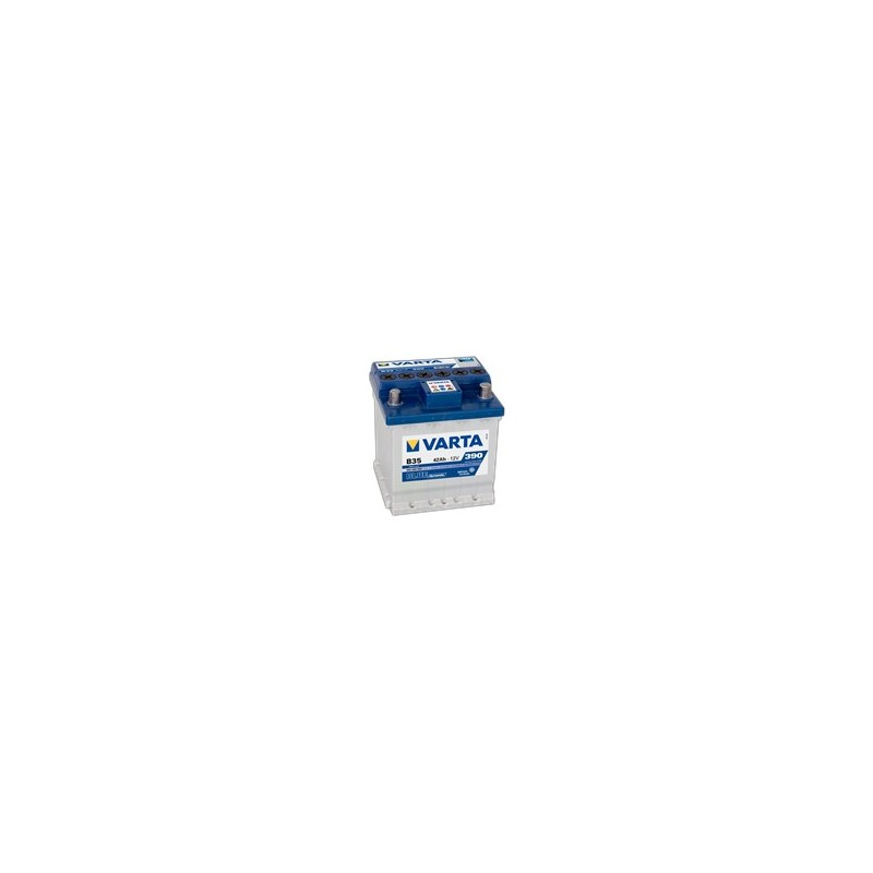 AKUMLATOR VARTA BLUE  B35  12V  42Ah  390A P+
