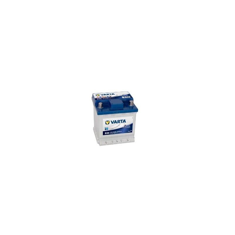 AKUMLATOR VARTA BLUE  B36  12V  44Ah  420A P+