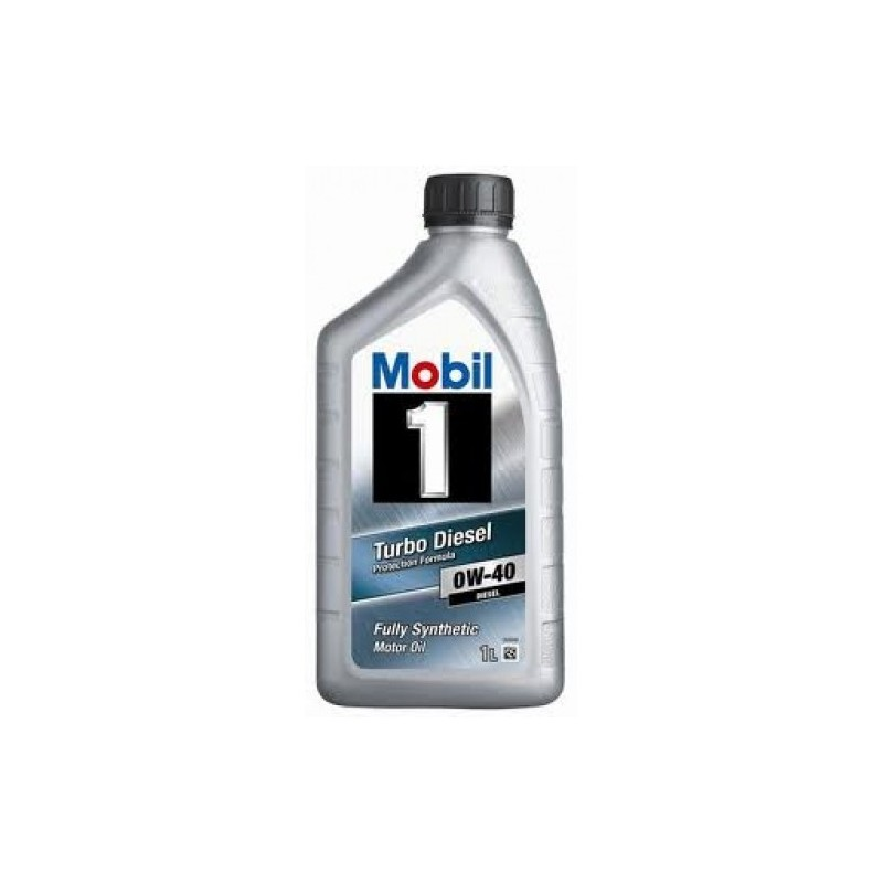 MOBIL 1 NEW LIFE TURBO DIESEL 0W40
