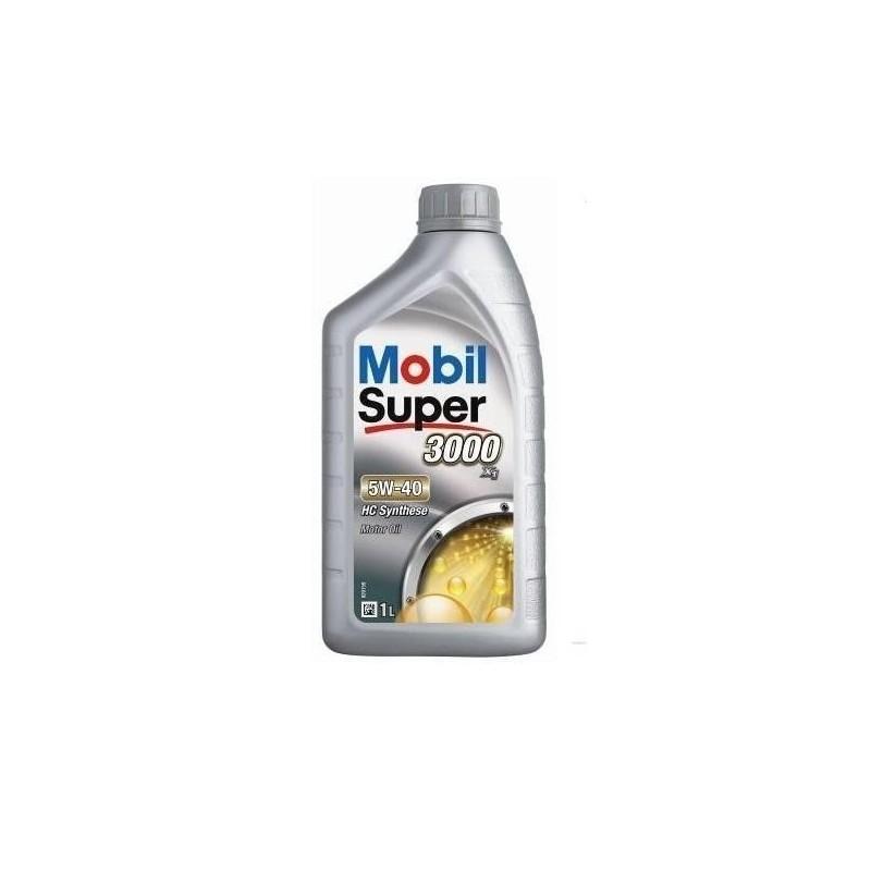 MOBIL SUPER 3000 X1 5W40