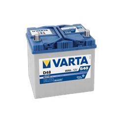 AKUMULATOR VARTA BLUE  D48  12V  60Ah  540A L+