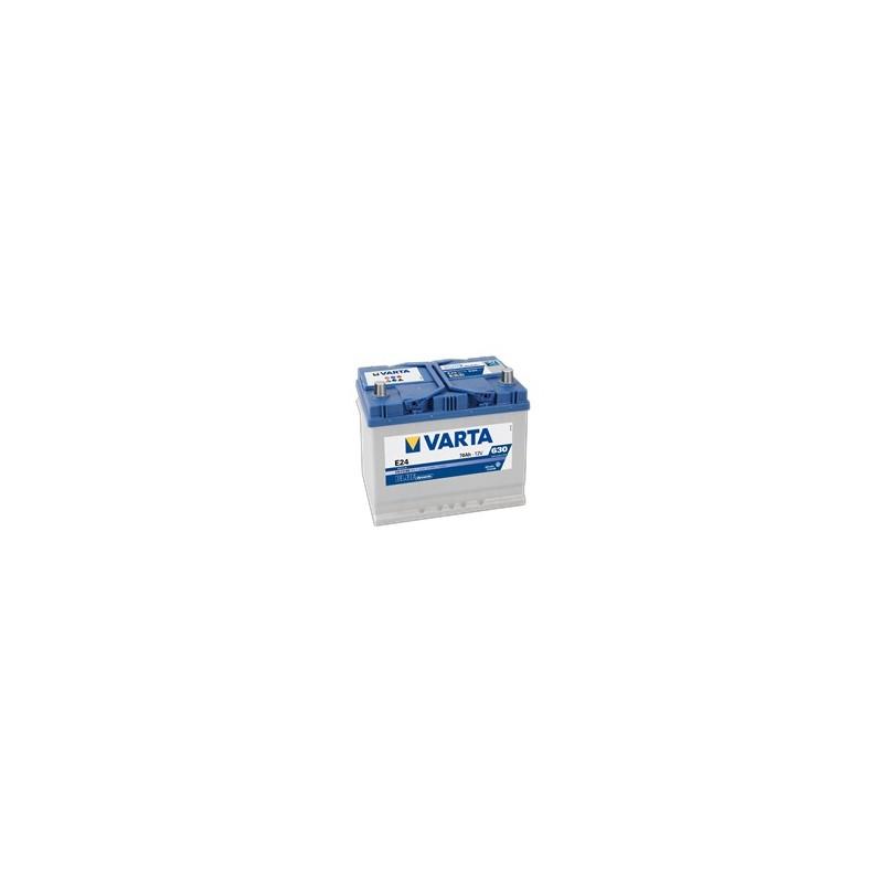 AKUMULATOR VARTA BLUE  E24  12V  70Ah  630A L+