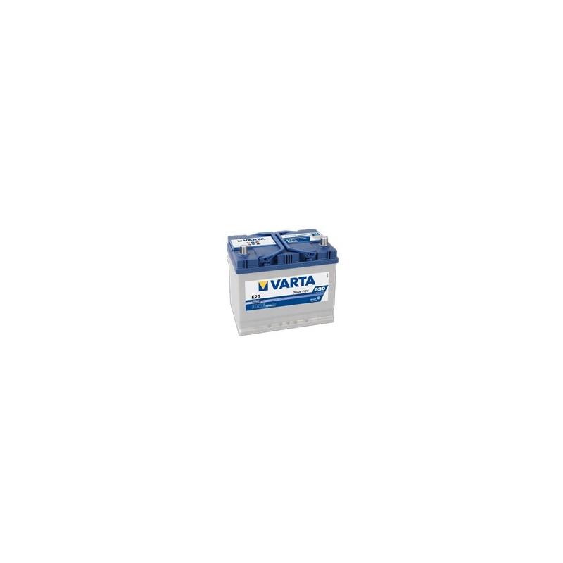 AKUMULATOR VARTA BLUE  E23  12V  70Ah  630A P+