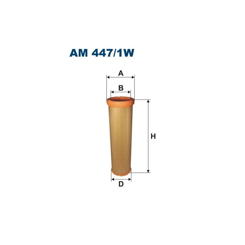 AM 447/1W
