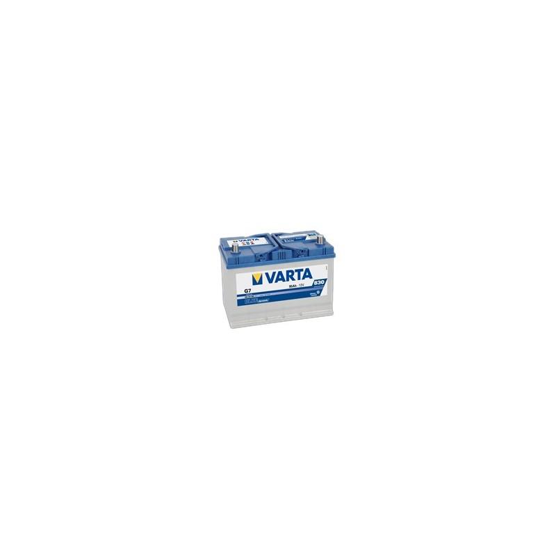 AKUMULATOR VARTA BLUE  G7  12V  95Ah  830A P+