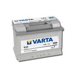 AKUMULATOR VARTA SILVER  E44  12V  77Ah  780A P+