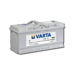 AKUMULATOR VARTA SILVER  I1  12V  110Ah  920A P+