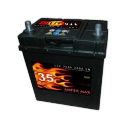 AKUMULATOR AMPER MAX  AM35PJ  12V  35Ah  280A P+