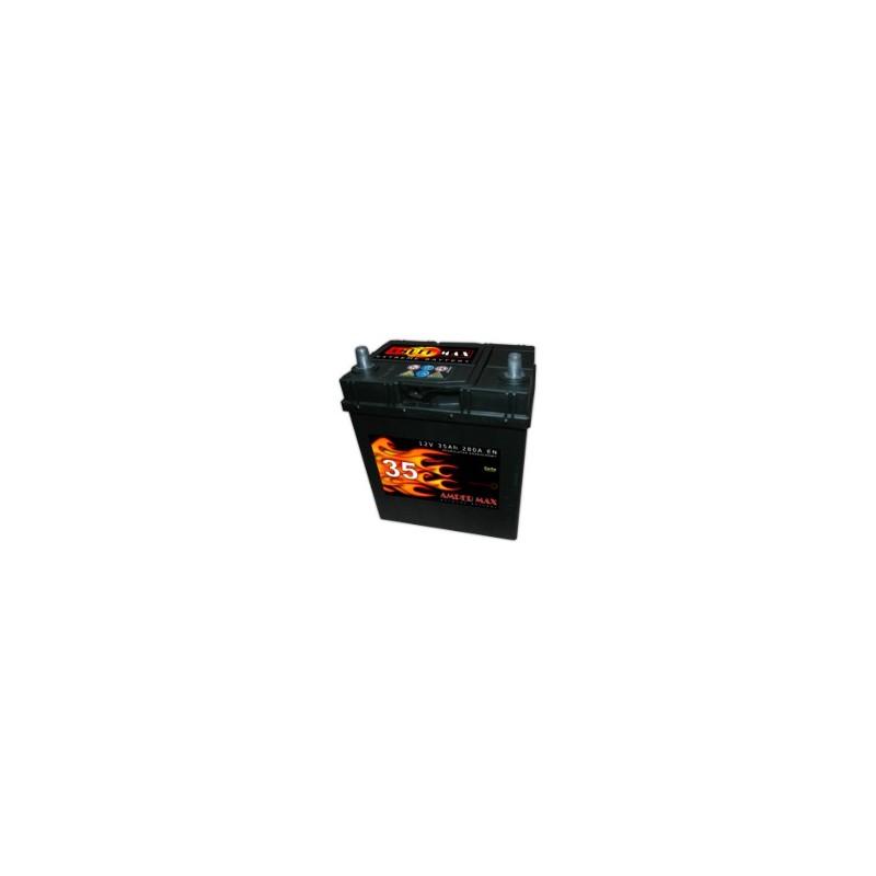 AKUMULATOR AMPER MAX  AM35LJ  12V  35Ah  280A L+