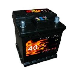 AKUMULATOR AMPER MAX  AM40PCC  12V  40Ah  330A P+