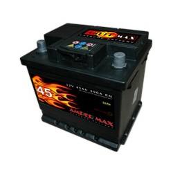 AKUMULATOR AMPER MAX  AM45P  12V  45Ah  390A P+