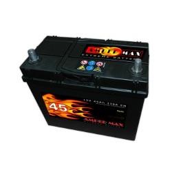 AKUMULATOR AMPER MAX  AM45PJ  12V  45Ah  330A P+