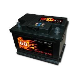 AKUMULATOR AMPER MAX  AM60P  12V  60Ah  560A P+
