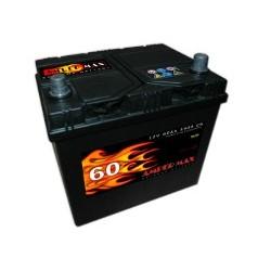 AKUMULATOR AMPER MAX  AM60PJ  12V  60Ah  510A P+