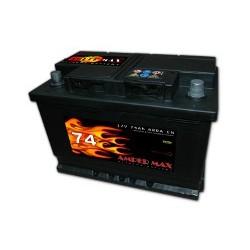 AKUMULATOR AMPER MAX  AM74P  12V  74Ah  680A P+
