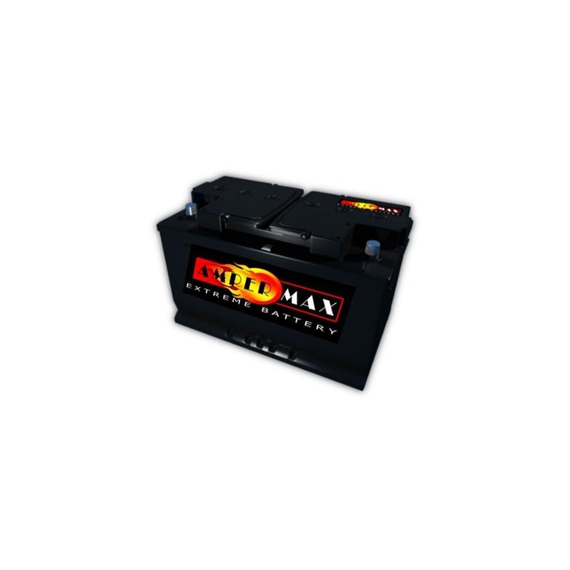 AKUMULATOR AMPER MAX  AM65P  12V  65Ah  630A P+