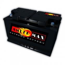 AKUMULATOR AMPER MAX  AM120LUB  12V  120Ah  850A P+