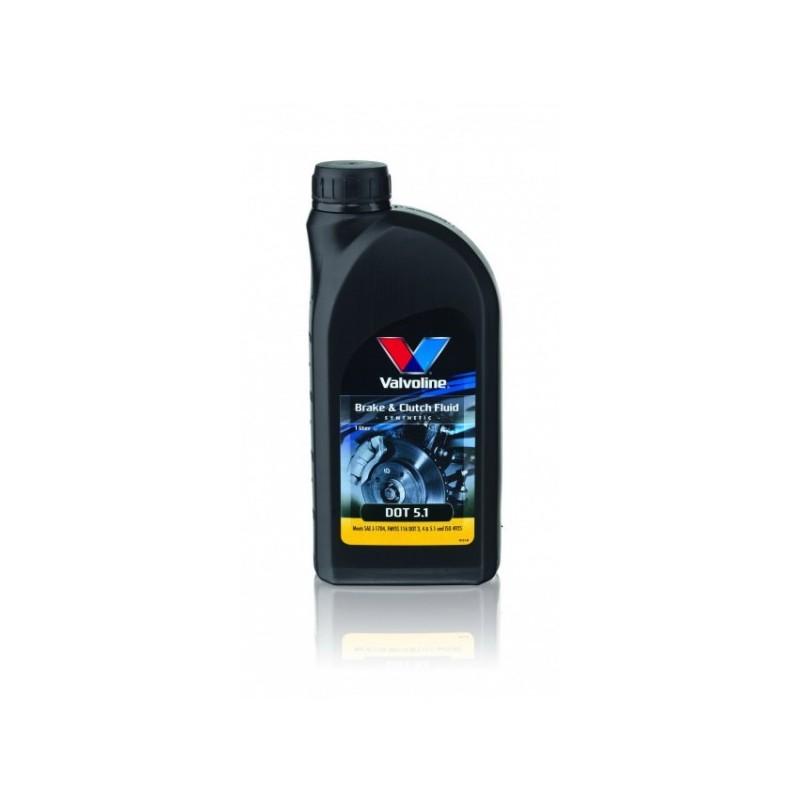 Płyn hamulcowy i sprzęgłowy DOT 5.1